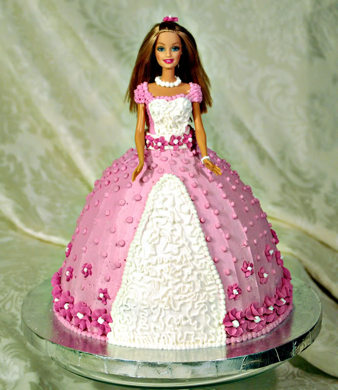 Magnificent Barbie Cake 692 x 800 · 93 kB · jpeg